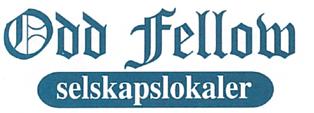 Odd Fellow Selskapslokaler Tønsberg